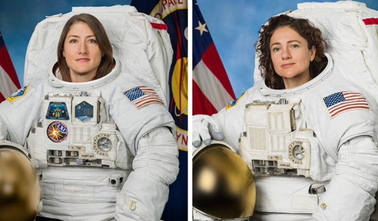 EN VIVO: Dos mujeres astronautas hacen historia al realizar una caminata espacial