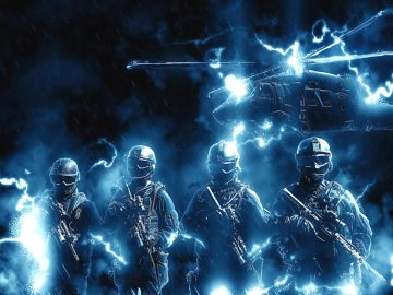 EE.UU. está buscando crear una raza de supersoldados mediante edición genética