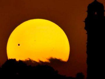 El tránsito de Mercurio sobre el Sol podrá ser visto desde México