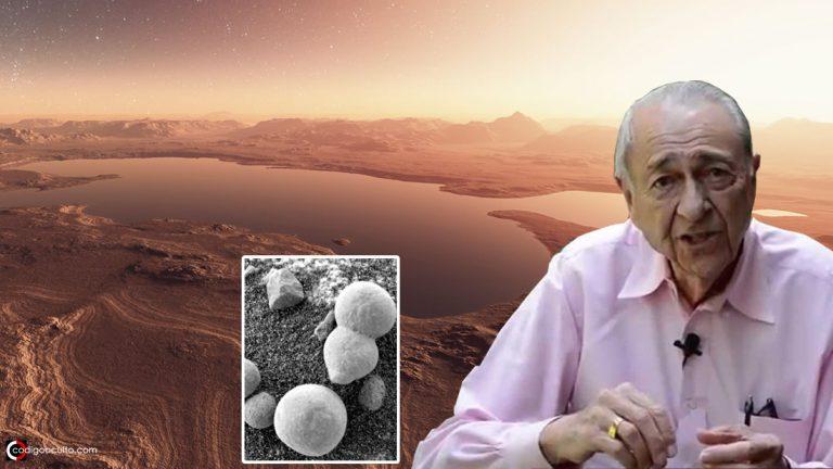Estoy convencido de que ya encontramos vida en Marte, dice ex científico de la NASA