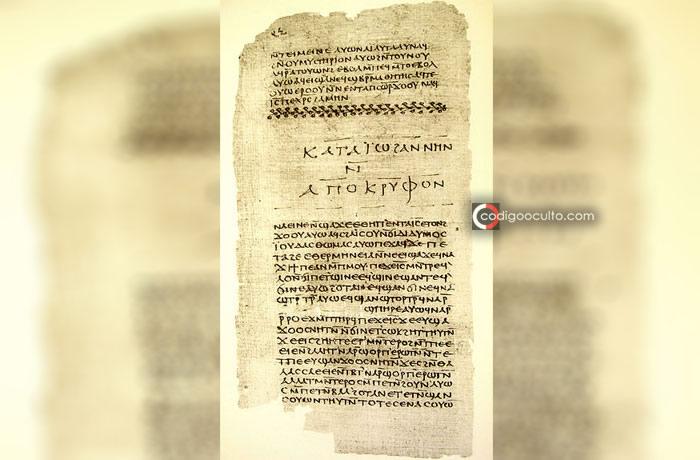 Manuscrito del Evangelio de Tomás