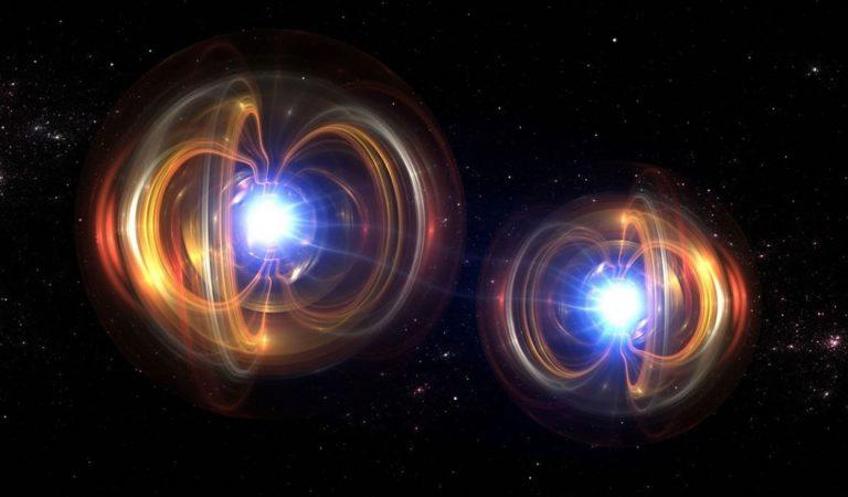 Experimento cuántico: logran que una molécula orgánica esté en dos lugares al mismo tiempo
