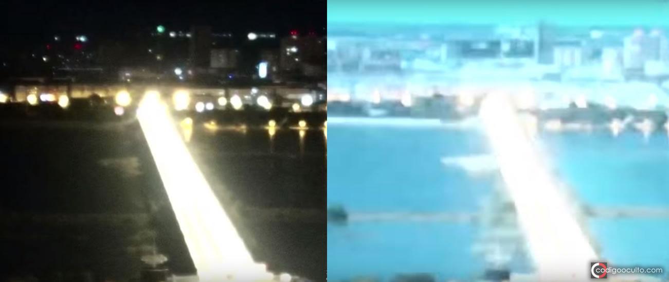 La noche se volvió día durante unos segundos en China
