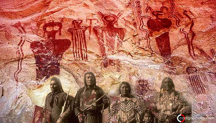 Representación del pueblo Hopi