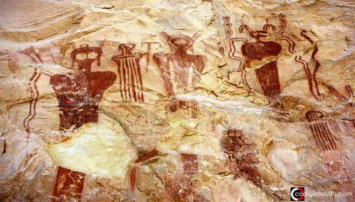 Pictografía Hopi