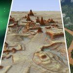 Investigadores planean mapear con láser toda la Tierra para enfrentar la crisis climática