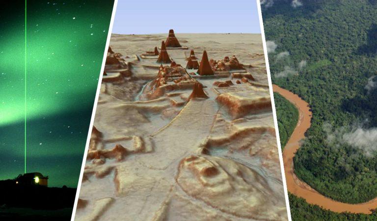 Investigadores planean mapear con láser toda la Tierra: «un último regalo para las generaciones futuras»