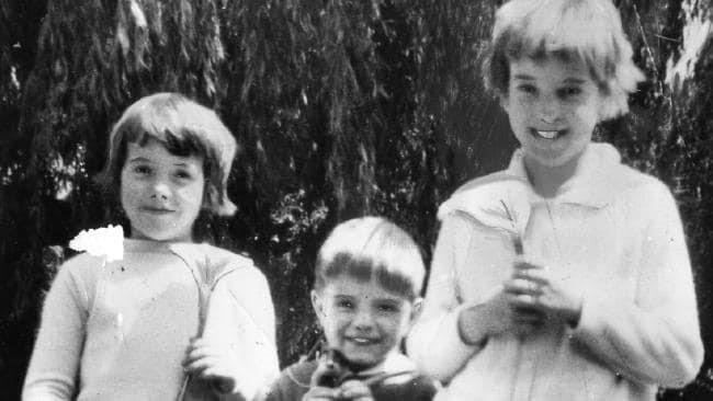 Los tres niños desaparecidos en Adelaida, Australia