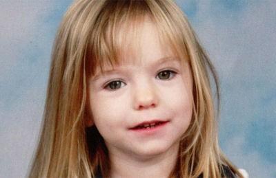 Madeleine Mc Can, desaparecida en 2007