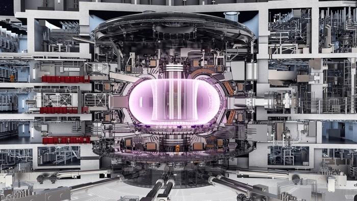 Consorcio internacional construirá el «santo grial» de la energía ilimitada
