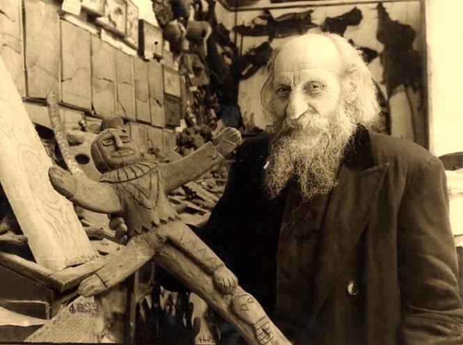 Carlos Crespi Croci, y un museo de película