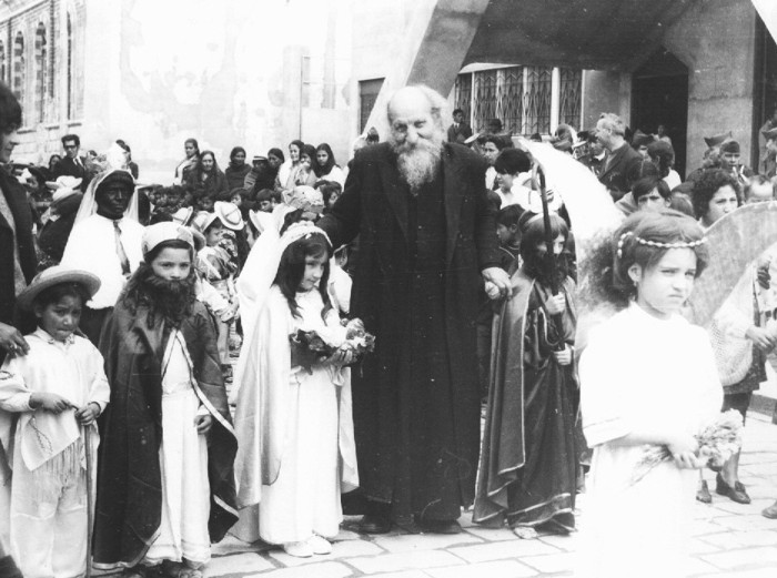 Carlos Crespi, apóstol de los pobres. El santo de Cuenca