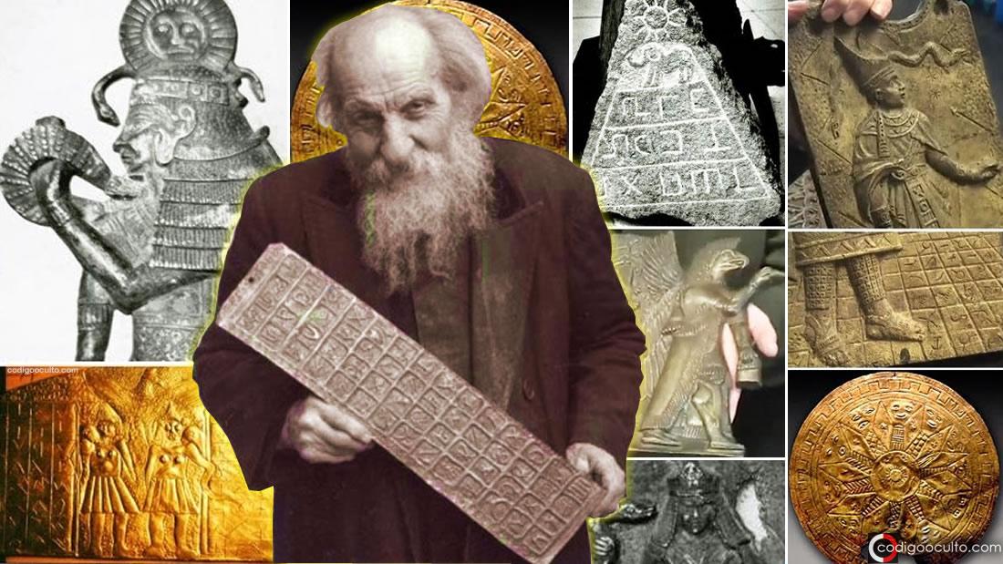 La enigmática colección del Padre Crespi: «Un Museo de Vestigios Atlantes»