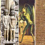 Libros apócrifos religiosos y sus secretos sobre Adán y Eva, Satanás, Enoc y Jesús