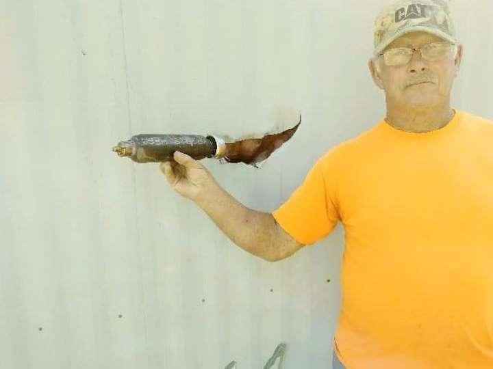 Misterioso objeto cae y destruye una casa en EE.UU. y la FAA dice que no provino de un avión