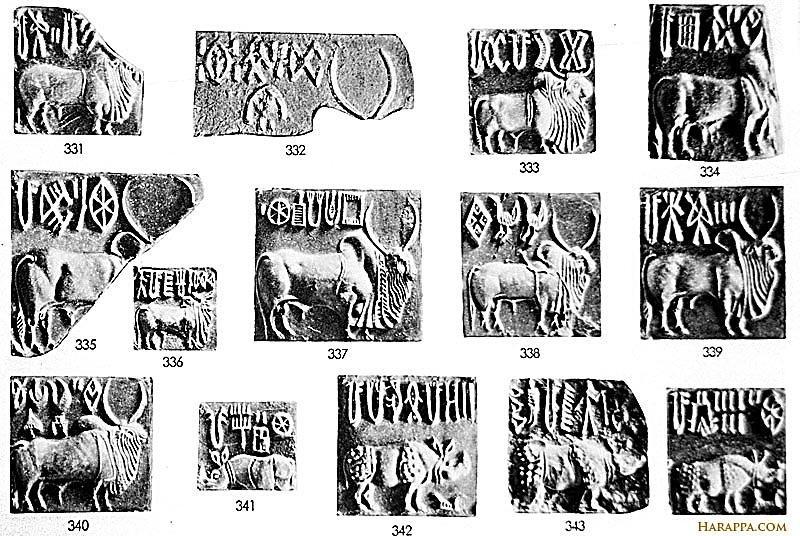 La indescifrable escritura del Valle del Indo, que sigue desconcertando a los arqueólogos, y de cierta similitud con los glifos rongo rongo de Isla de Pascua ¿Cuál es su conexión?