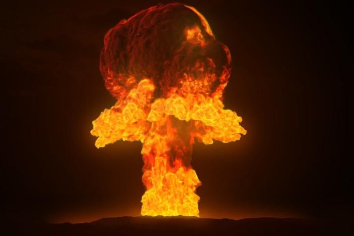 No es el primer caso en el que los extraterrestres manifiestan su preocupación por las explosiones atómicas