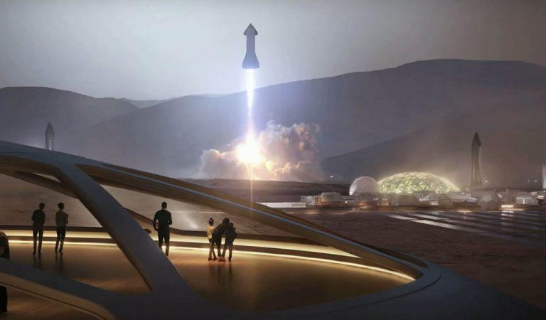 ¿Podría la nave espacial de Elon Musk amenazar la vida alienígena?
