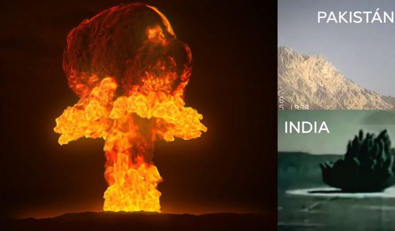 Presidente de Cachemira advierte de un Armagedón en caso estalle una guerra nuclear con la India