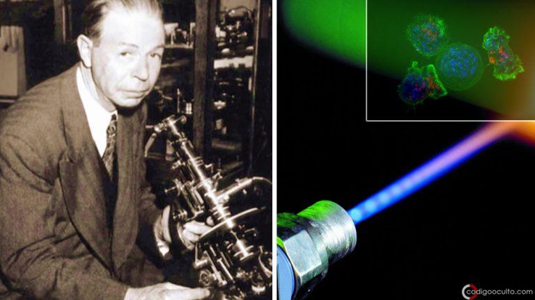 Royal Raymond Rife y su «beam ray machine»: ¿cura contra el cáncer? ¿fue suprimida?