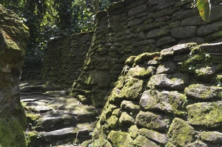 «Ciudad perdida». Restos arqueológicos en Teyuna, Sierra Nevada, Santa Marta, Colombia