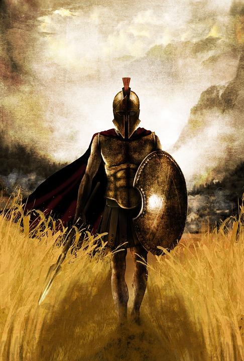 En la mitología griega era frecuente que los semidioses acabaran desempeñando el papel de héroes