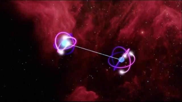 Experimento cuántico: logran tener 2.000 átomos en dos lugares distintos al mismo tiempo