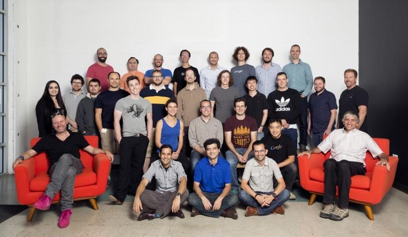 El equipo UCSB/Google Quantum AI
