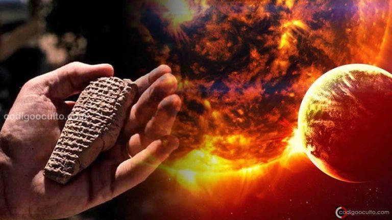 Una fuerte tormenta solar azotó la Tierra hace 2.700 años, revelan antiguos textos asirios