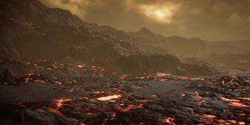 Venus está cubierto de gigantescos volcanes de cristal