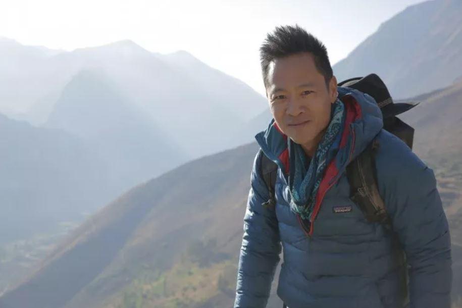 El explorador Albert Yu Min Lin