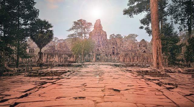 Angkor Wat: templo hinduista y su misteriosa construcción