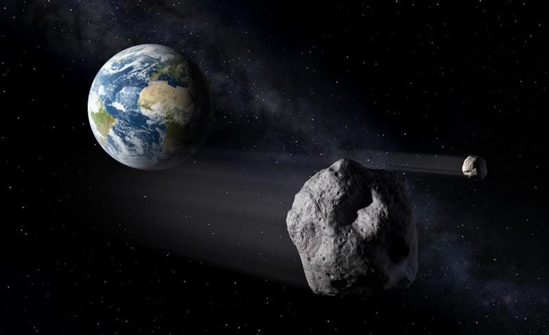 Más de 17.000 asteroides cercanos a la Tierra permanecen sin ser detectados en nuestro vecindario solar