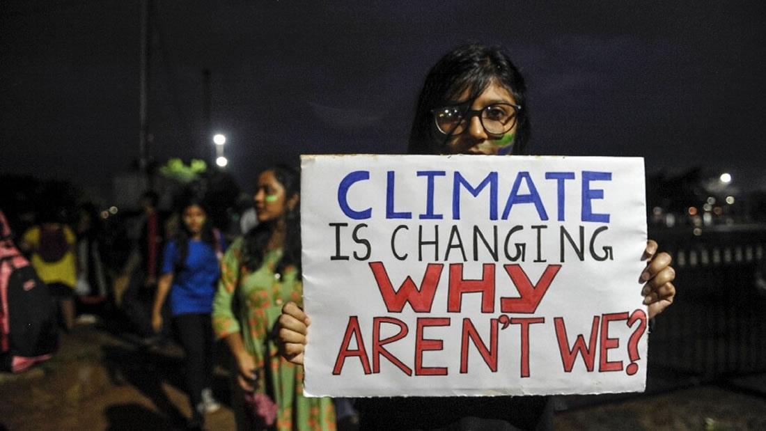 Cambio climático afectará la salud de los jóvenes de hoy durante toda su vida
