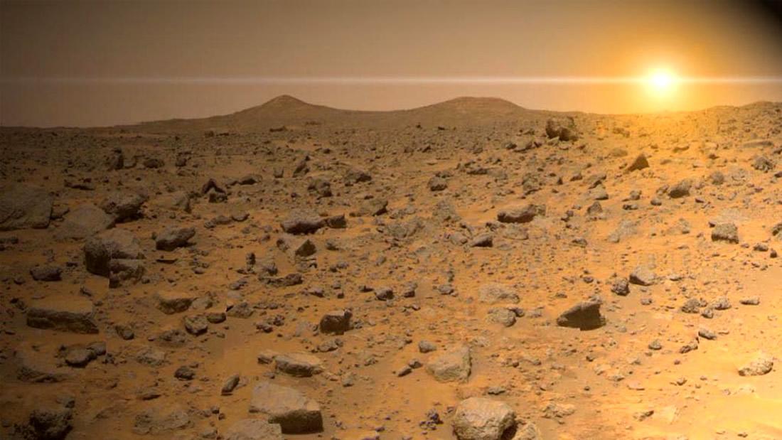 Científicos desconcertados ante repentino aumento de oxígeno en Marte