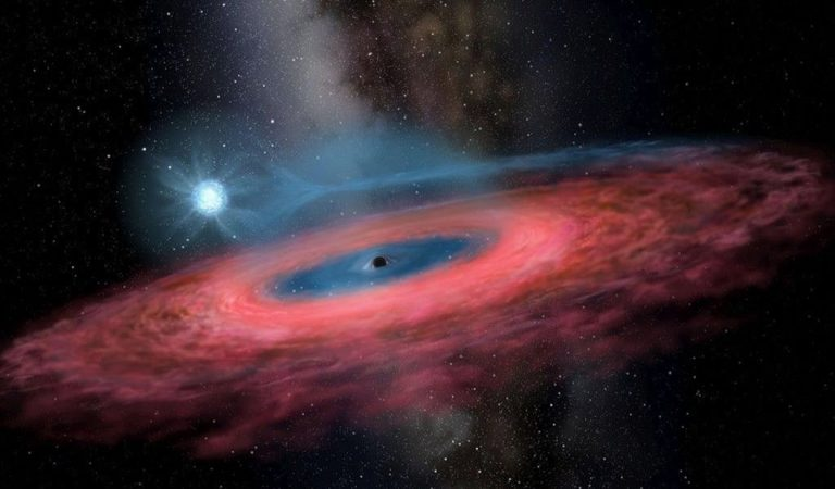 Científicos encuentran un agujero negro «imposible» en nuestra galaxia