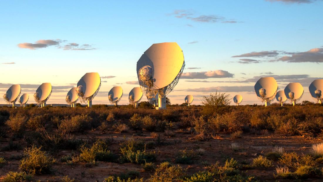 Científicos captan una señal de radio de otro sistema estelar en nuestra galaxia