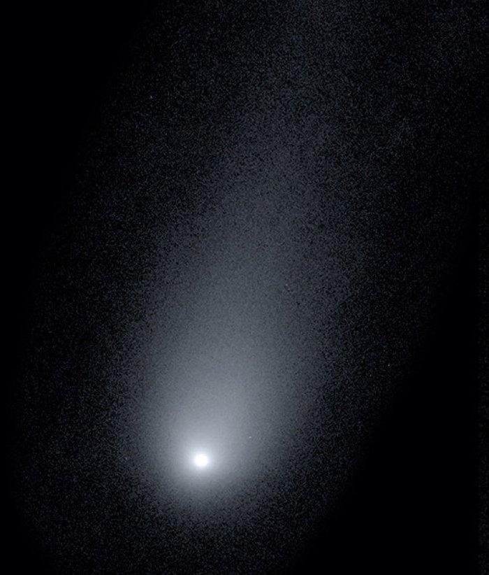 Revelan nueva imagen del cometa interestelar que viene hacia nosotros