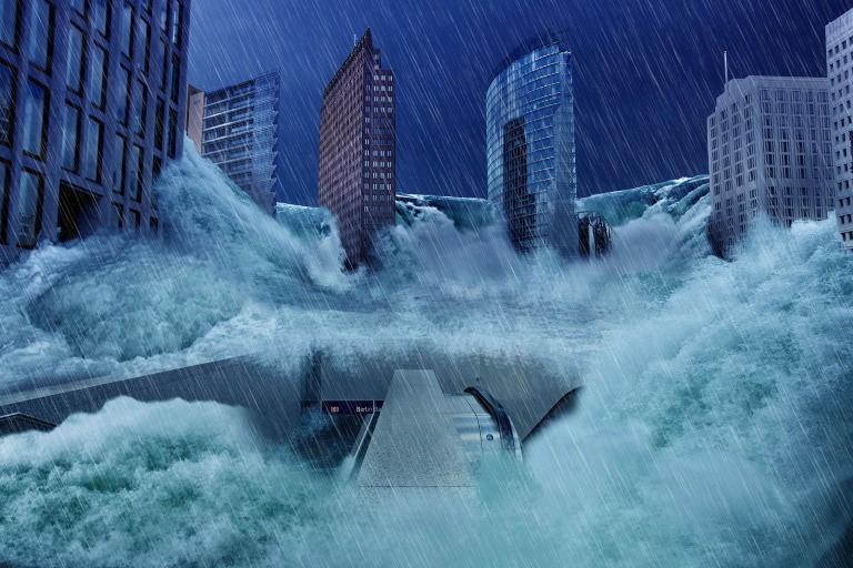 Muchas culturas cuentan con un relato similar al del diluvio