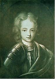 Príncipe György (Georg) Rákoczi, más tarde conocido como Saint Germain