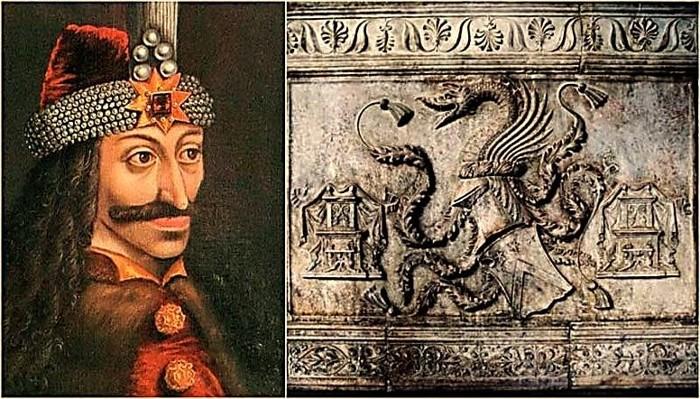 La misteriosa Orden del Dragon, que tuvo al héroe rumano, Vlad Tepes, como sus miembros más conocidos. ¿Es Saint Germain descendiente de esta línea de sangre?