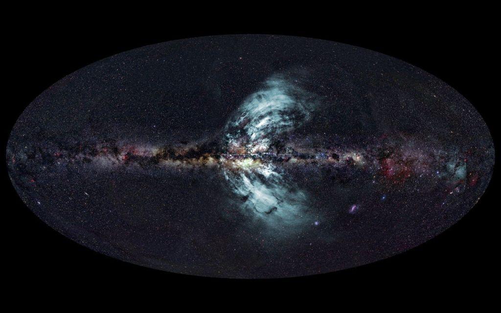 El Universo podría tener grietas, pero no podemos verlas desde la Tierra