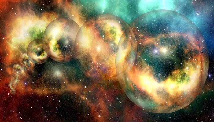 Representación de universos parelelos