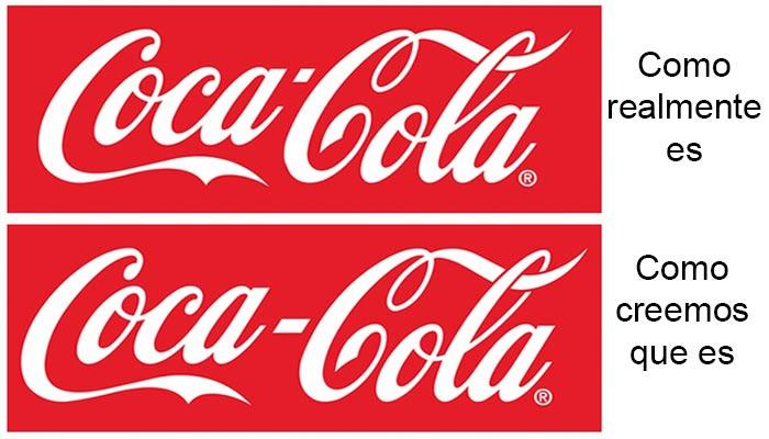 El cambio que las personas le ha hecho al logo de Coca-Cola
