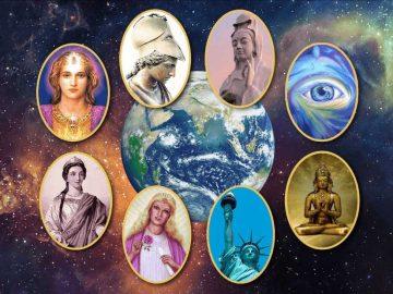El Consejo Kármico o Señores del Karma: ocho seres cósmicos de la Gran Hermandad Blanca