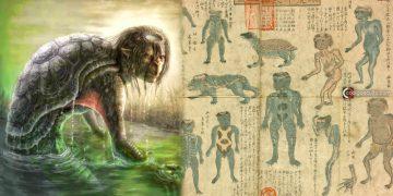 El misterio de los Kappa en Japón: ¿monstruos o alienígenas?