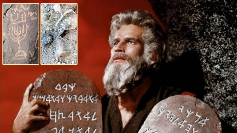 Estudiosos afirman haber hallado el lugar donde Moisés se encontró con Dios
