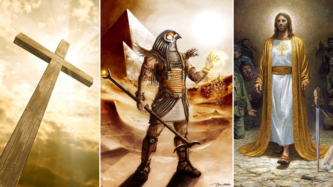 ¿Existe una relación entre Horus, Jesús y el cristianismo? - La verdad revelada