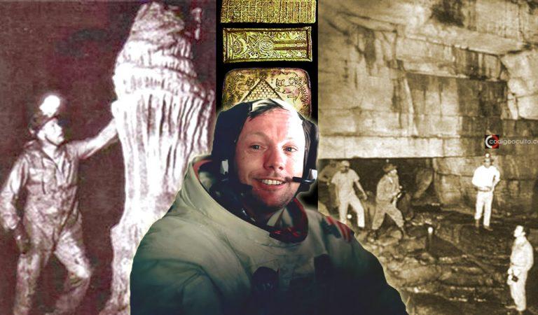 Expedición a Cueva de los Tayos en 1976 «El Arribo del León Imperial»