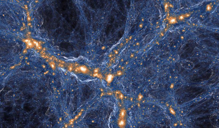Físicos crean la simulación más detallada del Universo en la historia